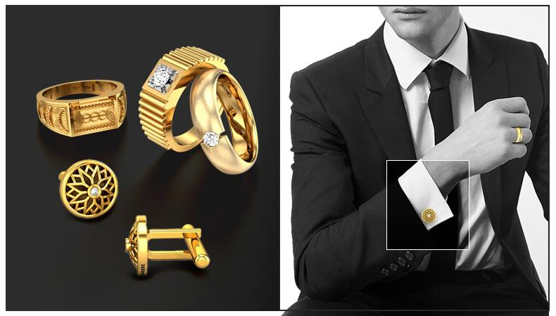 Diwali Gifts for him - Jewellery