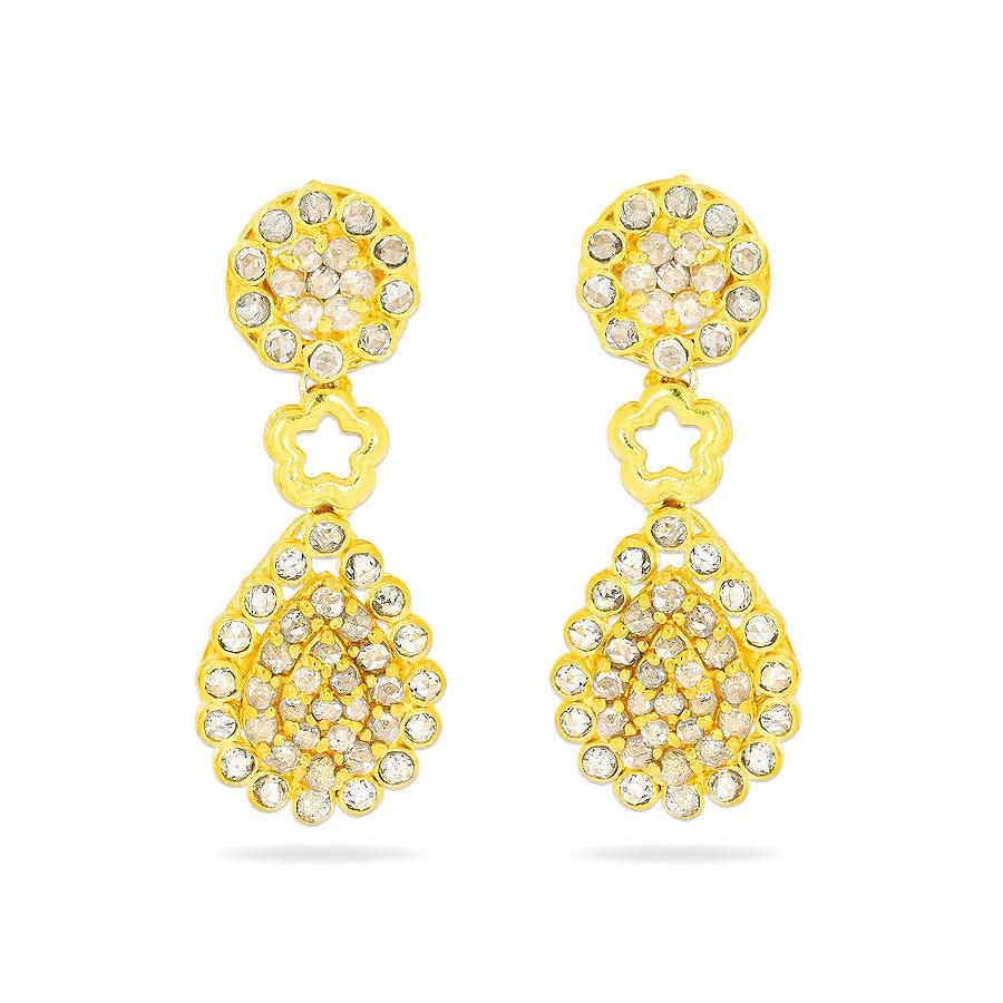 9fb3e99870d21 Anokhi Gold EarringsKalyan Jewellers