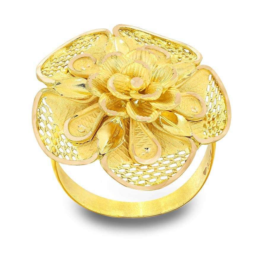 Posala Gold Ring
