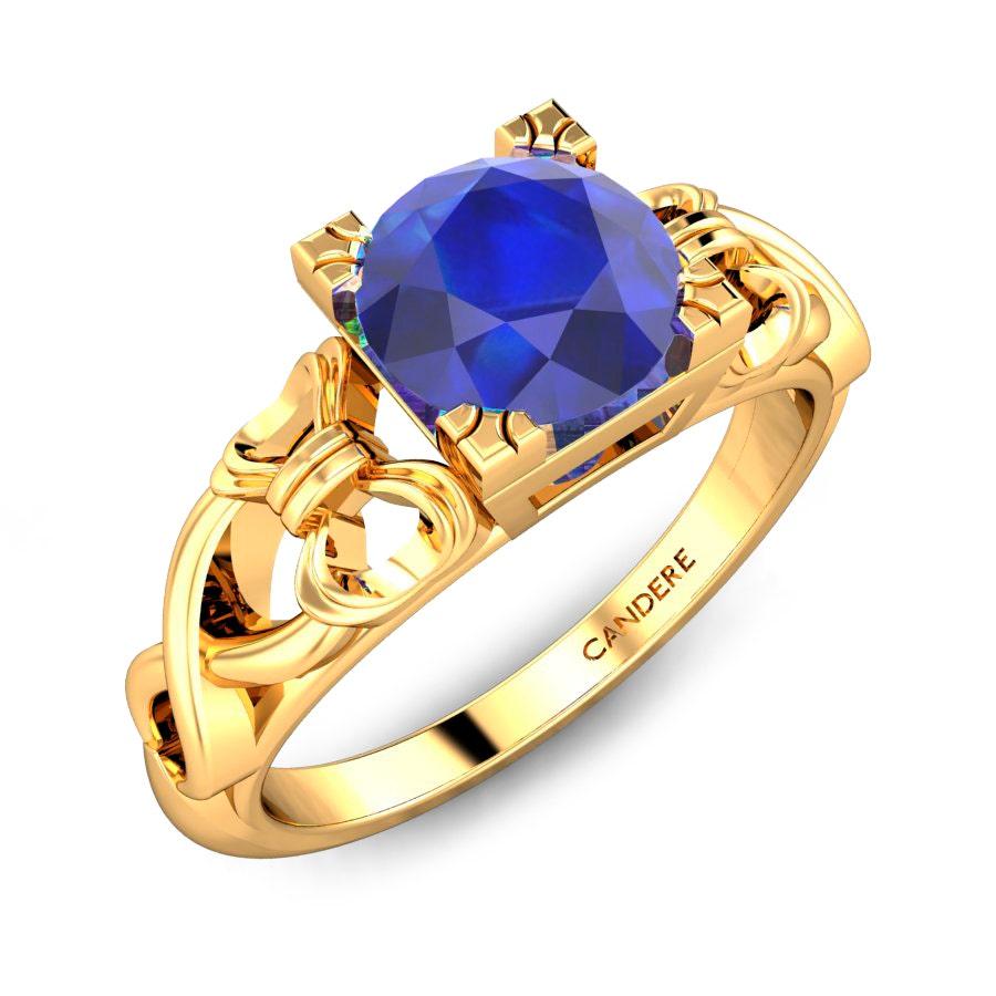 Gemstone Rings in Ghumar Mandi, Ludhiana | Kalyan Jewellers