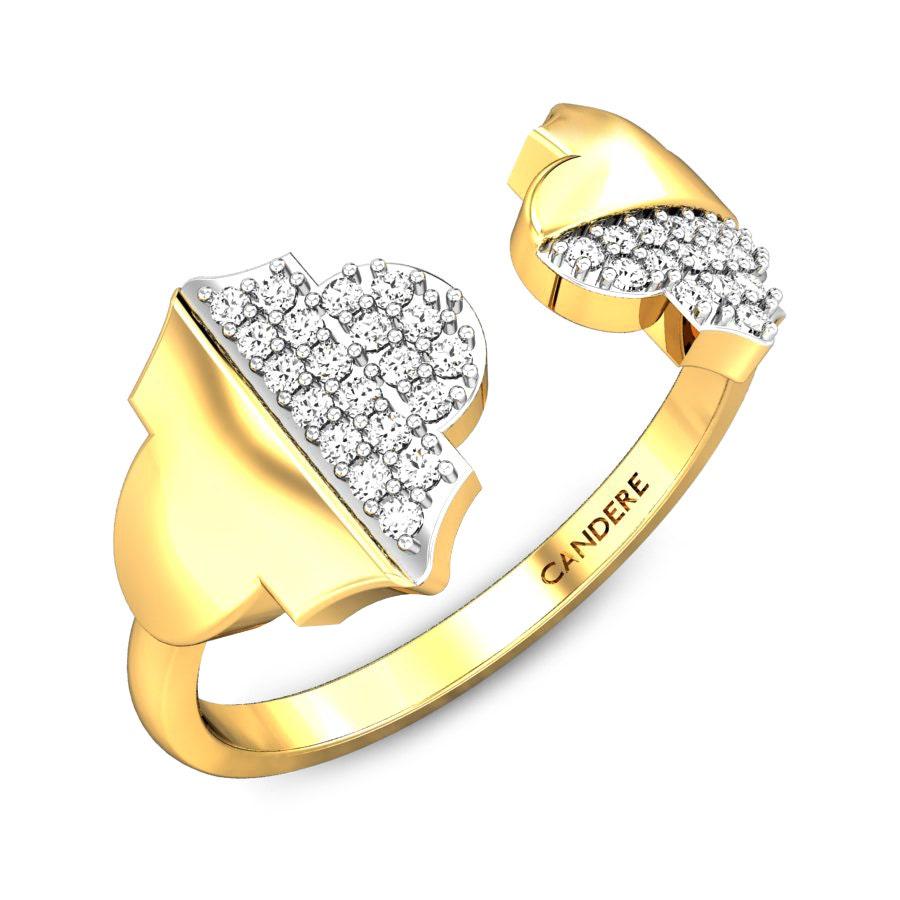 Diamond Rings in Khade Bazar, Belgaum | Kalyan Jewellers