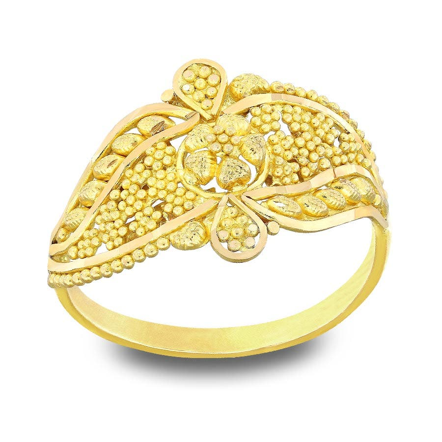 Rhitha Gold Ring