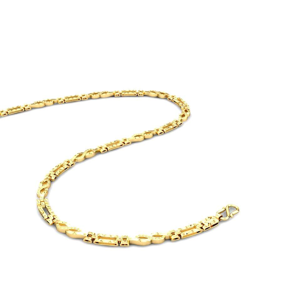 Juliet Gold Chain Jewellery Shopping Online India | Yellow Gold ...