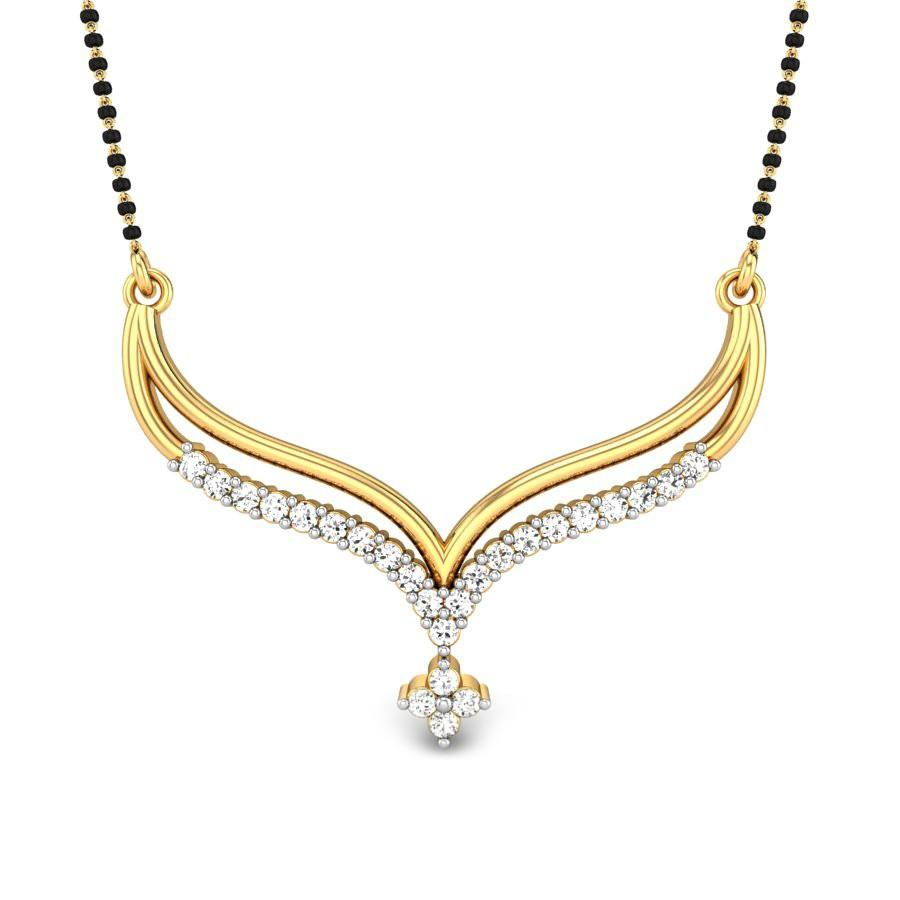 Vanshika mangalsutra pendant jewellery shopping online india vanshika mangalsutra pendant jewellery shopping online india yellow gold 18k candere a kalyan jewellers company mozeypictures Image collections