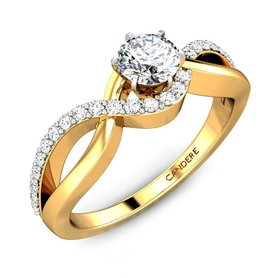 us cut beautiful solitaire sides diamond de jewellery cushion beers bridal rings db with women for classic engagement pear dollar ring