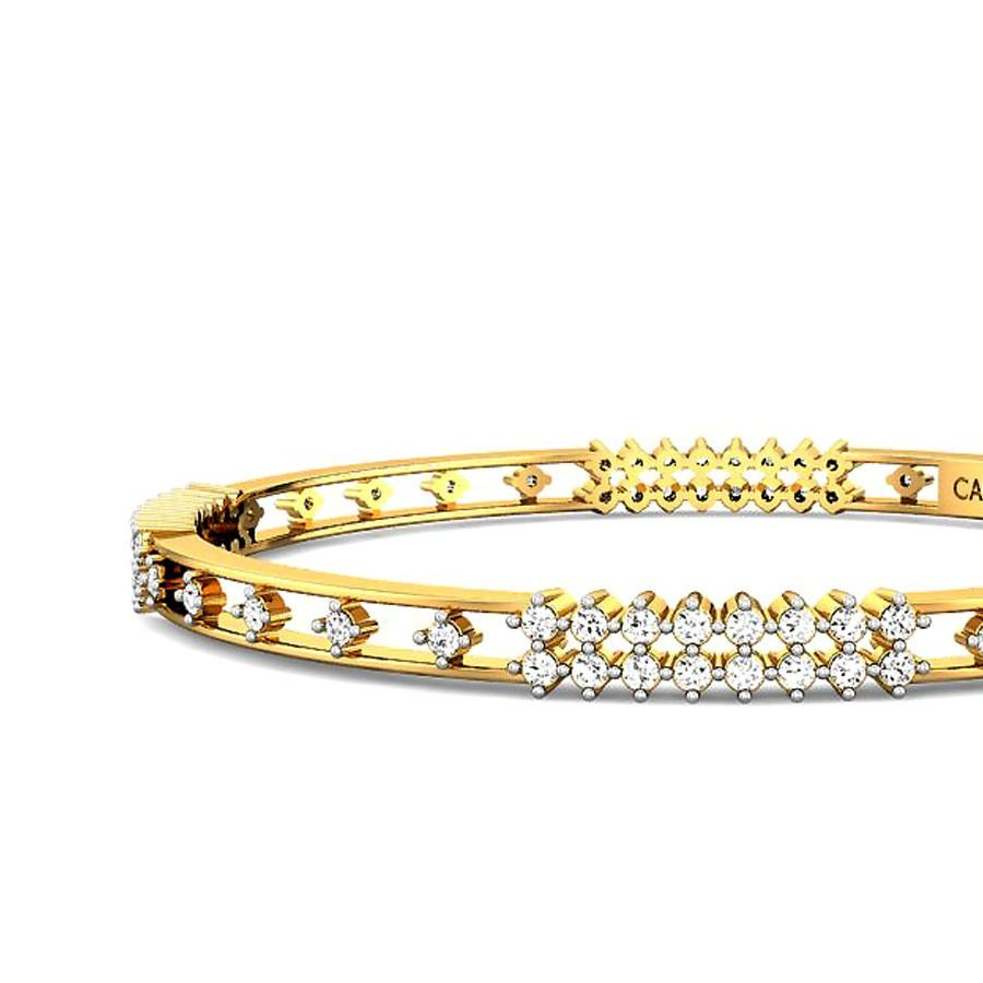 robert jewellers gold round diamond bracelet unique gatward brilliant white