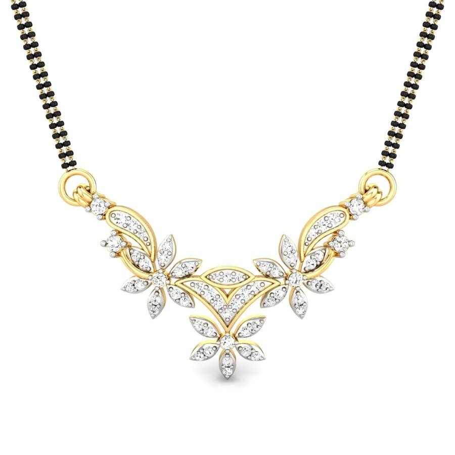 Dhara mangalsutra pendant online jewellery shopping india yellow dhara mangalsutra pendant aloadofball Images
