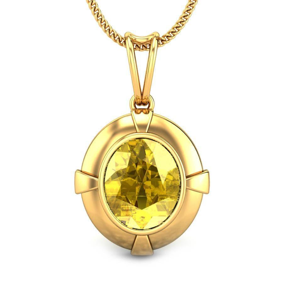handmade k athens products yellow t sapphire fine pendant jewelry designs ga custom