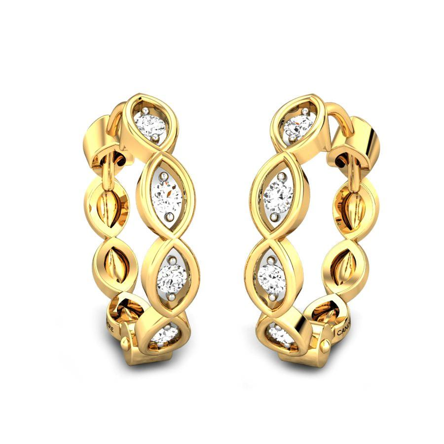 c2765e791 Siri Miri Diamond Earrings Online Jewellery Shopping India | Yellow ...