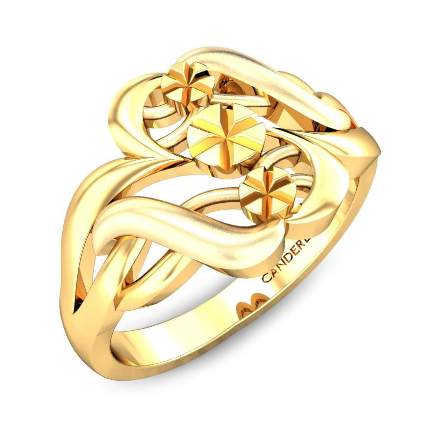candere com gold a online most company jewellers kalyan ring designer womens trusted jeweller casual jewellery rings