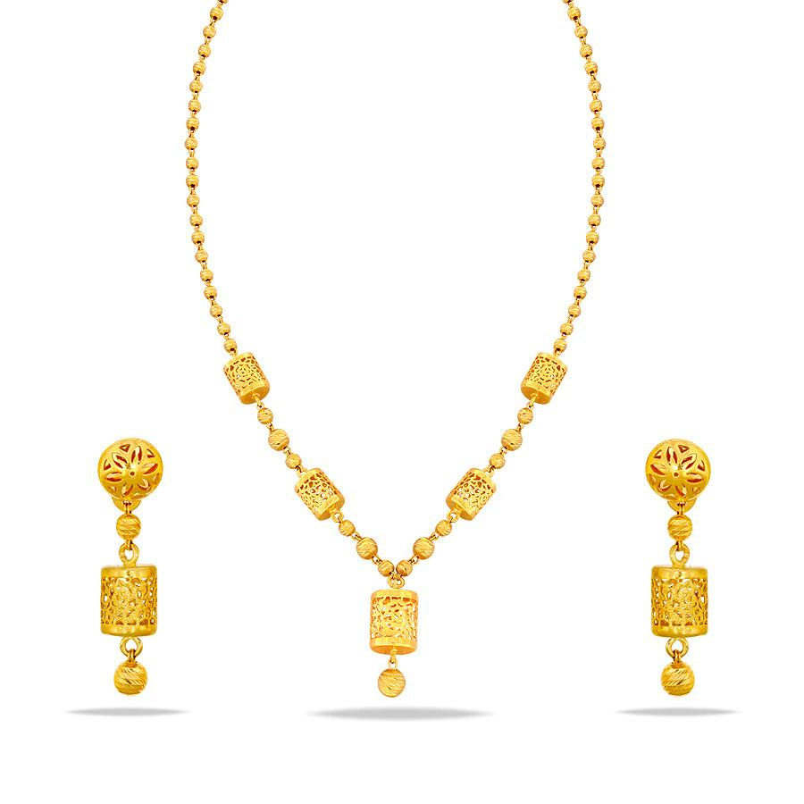 Grams gold designs 40 necklace Gold Haram
