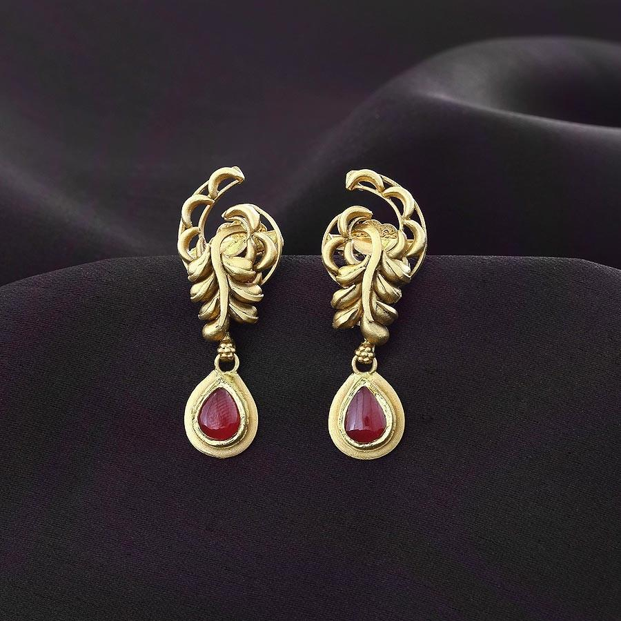 Image result for gifting gold EARRING