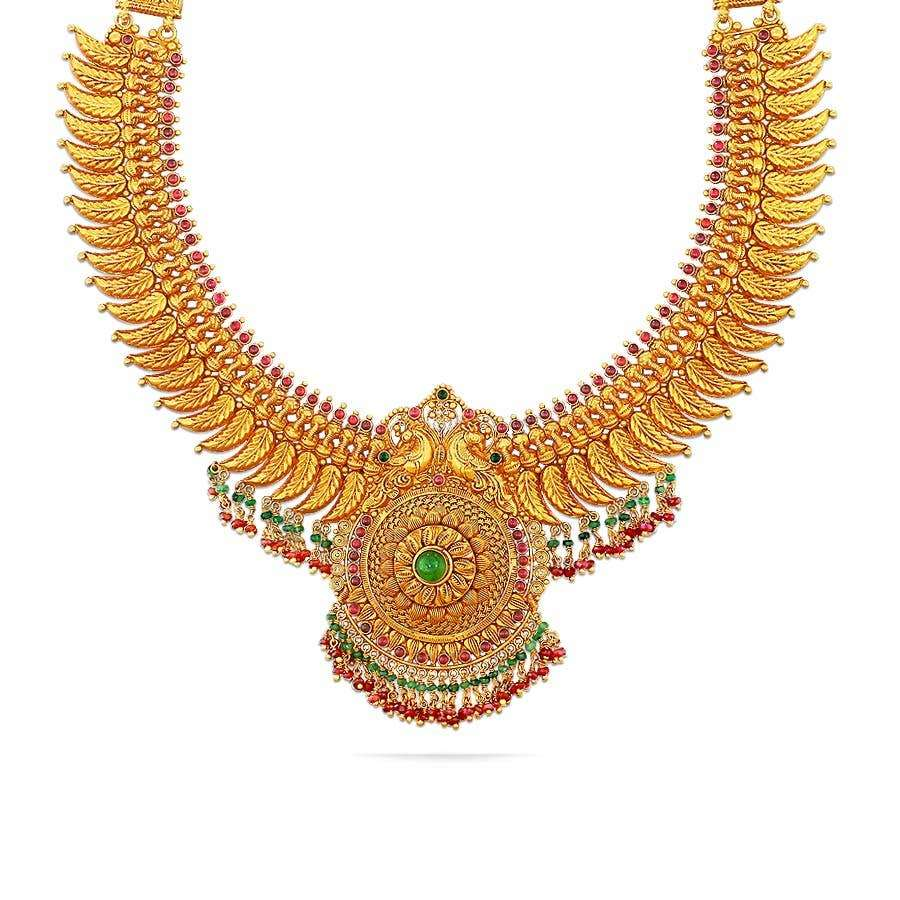 Naruna Nimah Gold Necklace Online Jewellery Shopping India Yellow Gold 22k Candere By Kalyan Jewellers