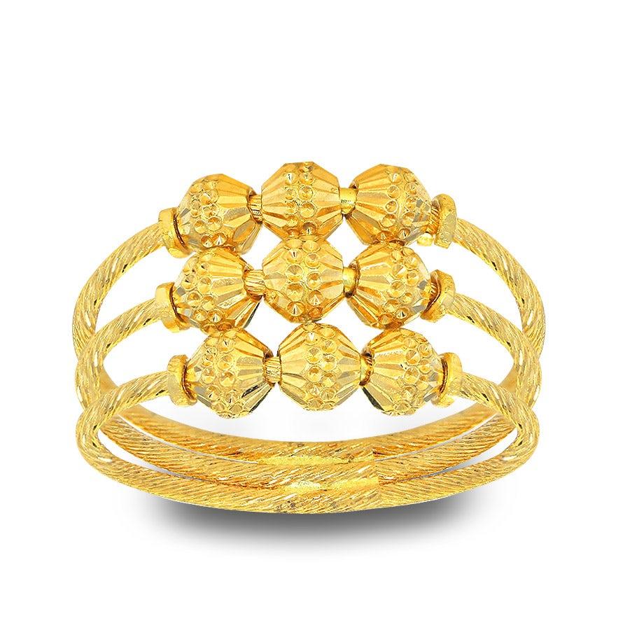 Gold RingKalyan Jewellers