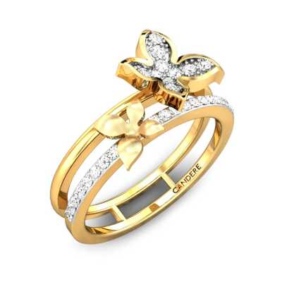 602c0b4fc78f Little Princess Crown Diamond Ring Online Jewellery Shopping India ...
