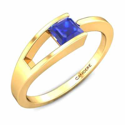 Diona Yellow Sapphire Ring Online Jewellery Shopping India