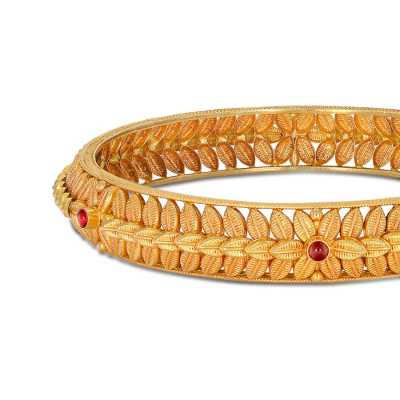 5ba257403 Stone Bangles Gold Jewelery for Women - 20+ Indian Gold Stone ...