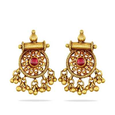 Buy Temple Jewellery Online | 100+ Temple Jewellery Designs