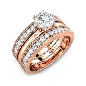 Amazing Tifny 3 In 1 Diamond Engagement RingRs. 1,01,130Rs. 86,972Style No R010214 Great Pictures